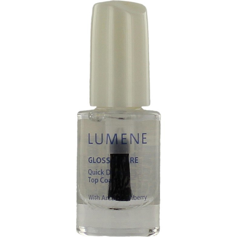 Lumene Gloss & Care Nail Polish1 Quick Drying Top Coat 5ml