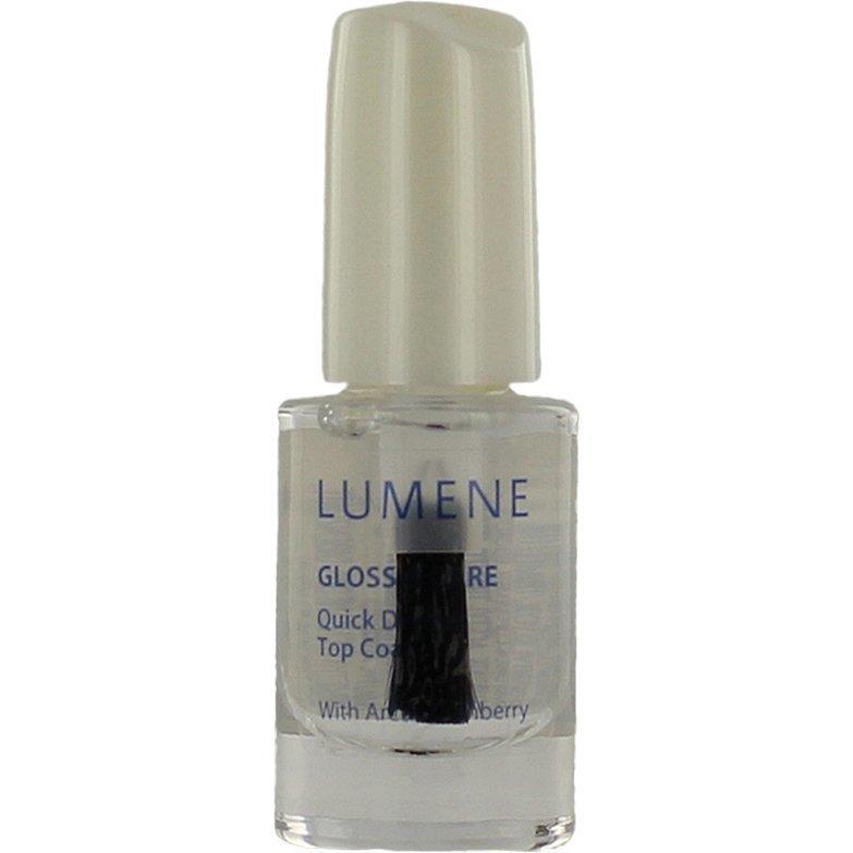 Lumene Gloss & Care Nail Polish1 Quick Drying Top Coat 5ml