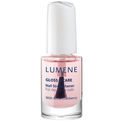 Lumene Gloss & Care Nail Strengthener