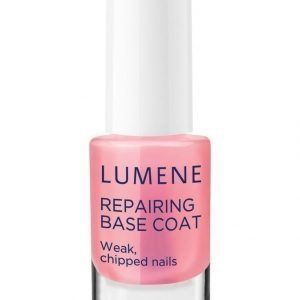 Lumene Gloss & Care Repairing Base Coat Kynnenkorjaaja
