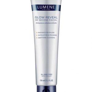 Lumene Glow Reveal 60 Second Facial Kirkastava Pikakasvohoito 150 ml