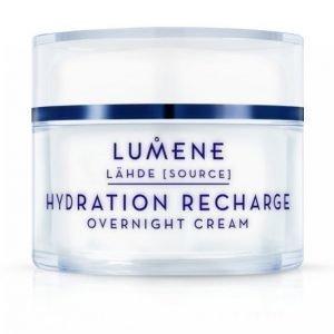 Lumene Hydration Recharge Overnight Cream 50ml Yövoide