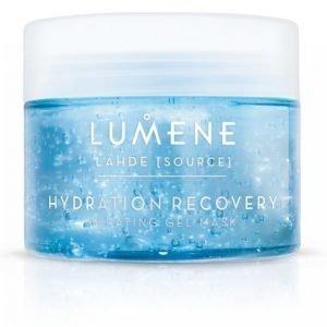 Lumene Hydration Recovery Oxygenating Gel Mask 150ml Geelinaamio