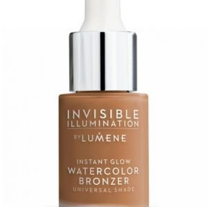 Lumene Invisible Illumination Glow Watercolor Bronzer 15 Ml