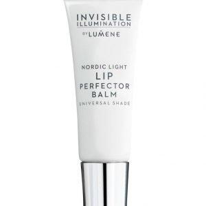 Lumene Invisible Illumination Nordic Light Lip Perfector Balm Huulihoide