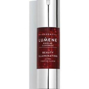 Lumene Kuulas Beauty Illuminating Ultra Firming Elixir Heleyttävä Ja Kiinteyttävä Tehohoito 15 ml