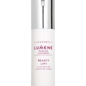 Lumene Kuulas Beauty Lift Illuminating V Shaping Serum Kiinteyttävä Pikakaunistaja 30 ml