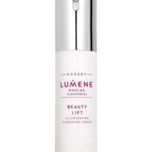 Lumene Kuulas Beauty Lift Illuminating V Shaping Serum Kiinteyttävä Pikakaunistaja 30 ml