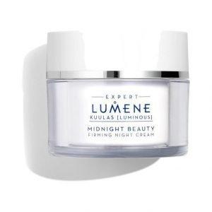 Lumene Kuulas Midnight Beauty Firming Night Cream Heleyttävä Ja Kiinteyttävä Yövoide 50 ml