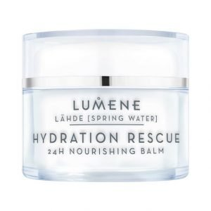Lumene Lähde Hydration Rescue 24h Nourishing Balm Ravitseva Kosteusbalsami 50 ml