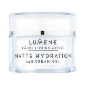 Lumene Lähde Matt Hydration 24h Cream Gel Kosteusvoidegeeli 50 ml