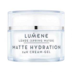 Lumene Lähde Matt Hydration 24h Cream Gel Kosteusvoidegeeli 50 ml