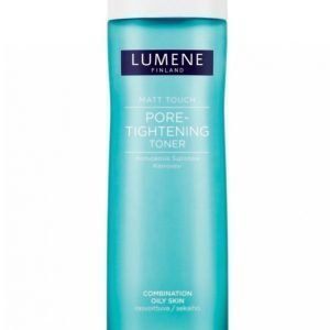 Lumene Matt Touch Pore Tightening Toner 200 Ml