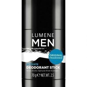 Lumene Men Activate Deodorant Stick Deodorantti 70 g