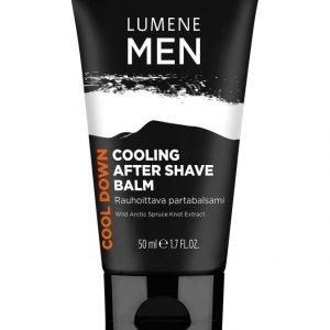 Lumene Men Cooling After Shave Balm Rauhoittava Partabalsami 50 ml