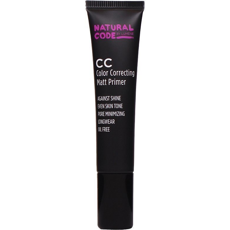 Lumene Natural Code CC Matt Primer 20ml
