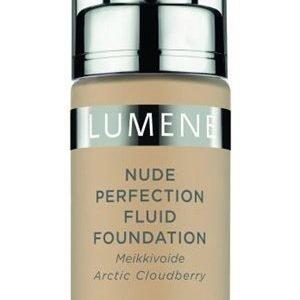 Lumene Nude Perfection Fluid Foundation - 4 Warm Beige