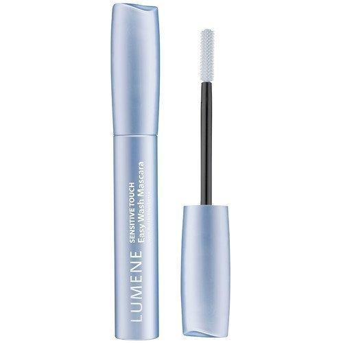 Lumene Sensitive Touch Easy Wash Mascara Black