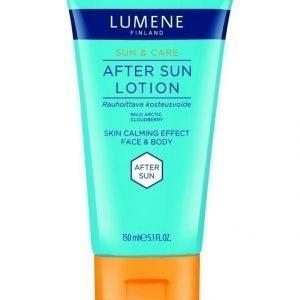 Lumene Sun & Care Rauhoittava Kosteusvoide 150 ml