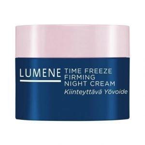 Lumene Time Freeze Firming Night Cream Kiinteyttävä Yövoide 15 ml