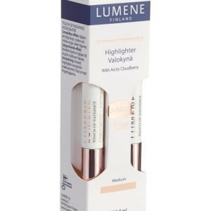 Lumene Touch Of Radiance Valokynä 2 Pack