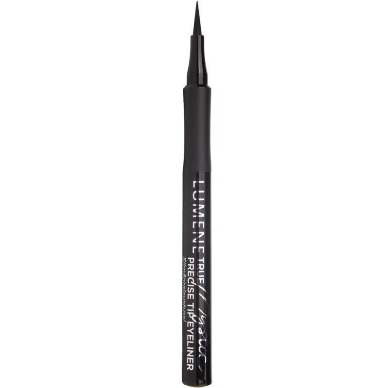 Lumene True Mystic Eyeliner Precise Tip Eyeliner Black 1ml