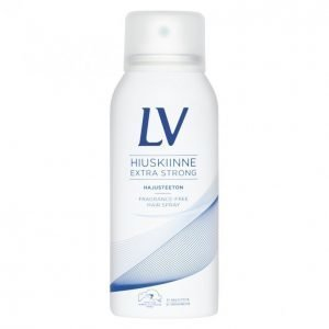 Lv Extra Strong Hiuskiinne 100 Ml