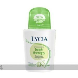 Lycia Roll-On Deodorantti Lycia Fresh Therapy 50 Ml