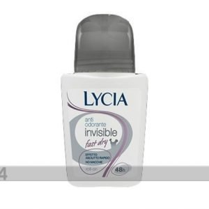 Lycia Roll-On Deodorantti Lycia Invisble 50 Ml