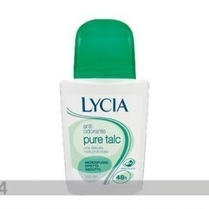 Lycia Roll-On Deodorantti Lycia Pure Talc 50 Ml