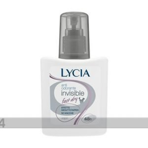 Lycia Suihkedeodorantti Lycia Invisible 75 Ml