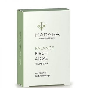 Mádara Birch Algae Balancing Face Soap 70 G