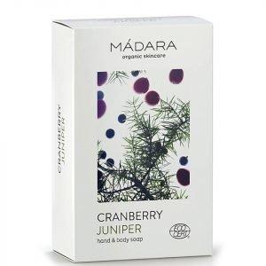 Mádara Cranberry & Juniper Hand & Body Soap 150 G