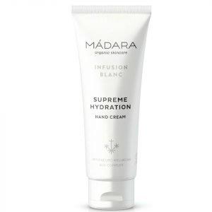Mádara Infusion Blanc Supreme Hydration Hand Cream 75 Ml
