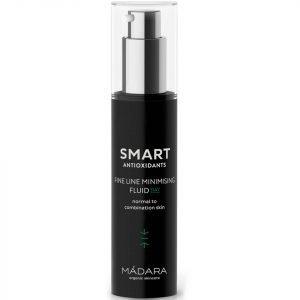 Mádara Smart Anti-Oxidants Fine Line Minimising Day Fluid 50 Ml