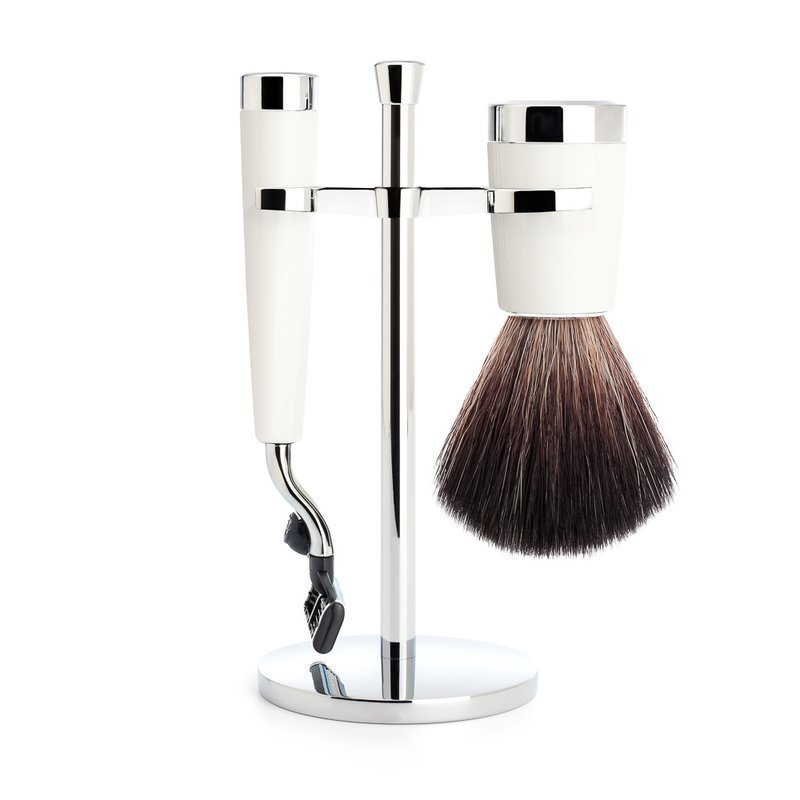 Mühle Razor Mach3® + Shaving Brush