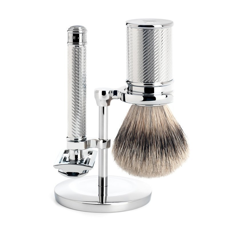 Mühle Safety Razor + Brush