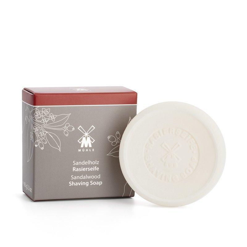 Mühle Sandalwood Shaving Soap