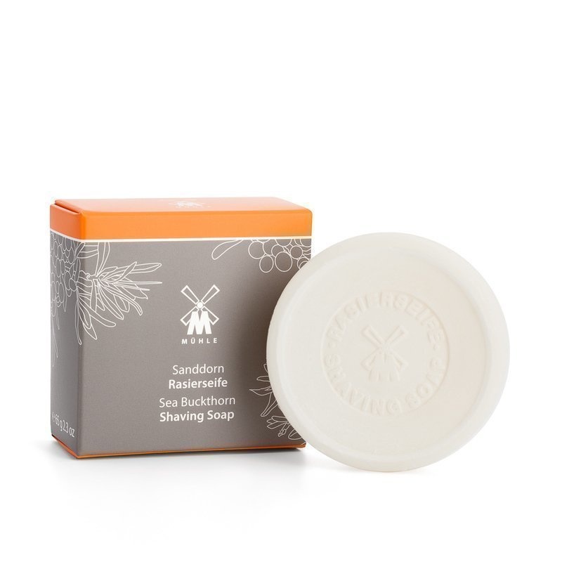 Mühle Sea Buckthorn Shaving Soap