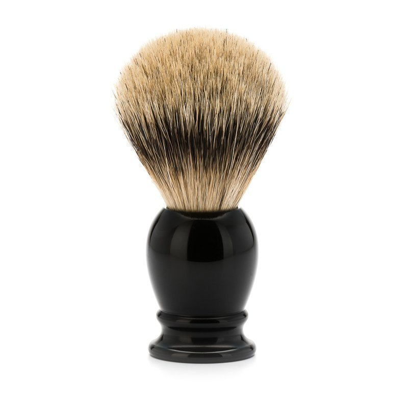 Mühle Silvertip Badger Black