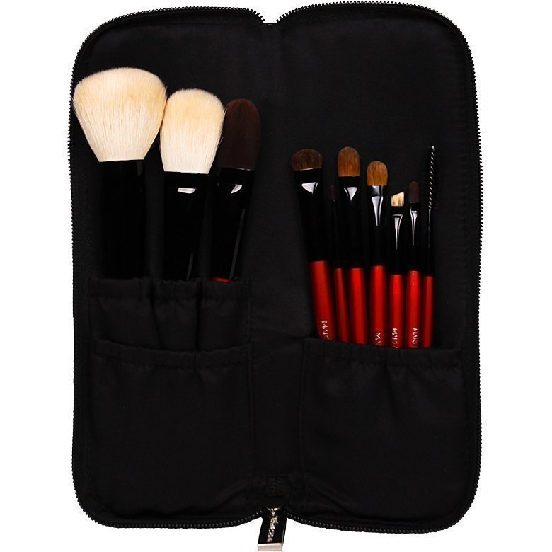 MAKEUPSHOW Brush Set 10 Pieces