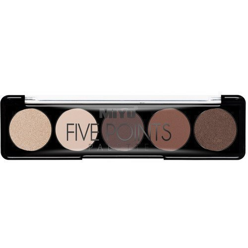 MIYO Five Points Palette 04 Go Green