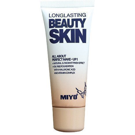 MIYO Longlasting Beauty Skin Foundation Beige