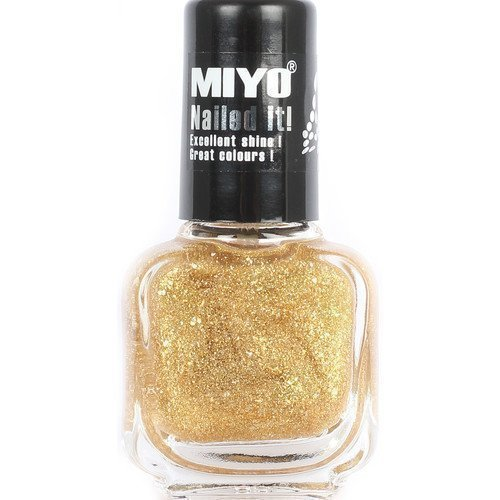 MIYO Nailed it! Glitzy Gold