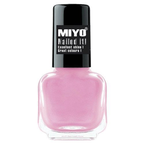 MIYO Nailed it! Glitzy Pink