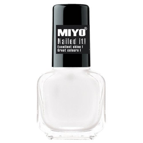 MIYO Nailed it! Ice Ice Baby