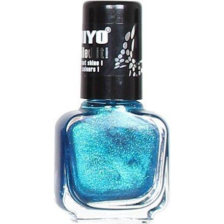 MIYO Nailed it! Into The Blue