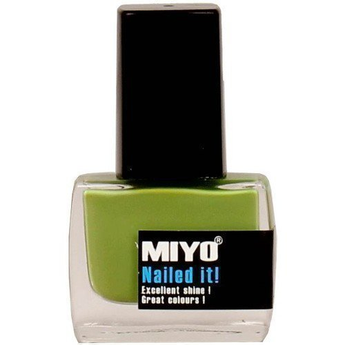 MIYO Nailed it! Lemon