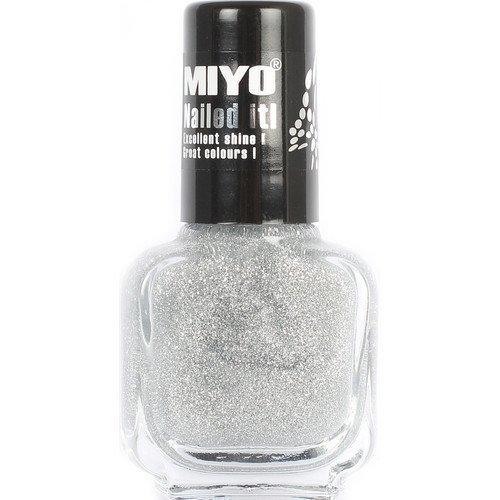 MIYO Nailed it! Sazzling Silver
