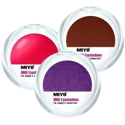MIYO OMG! Eyeshadows 01 White